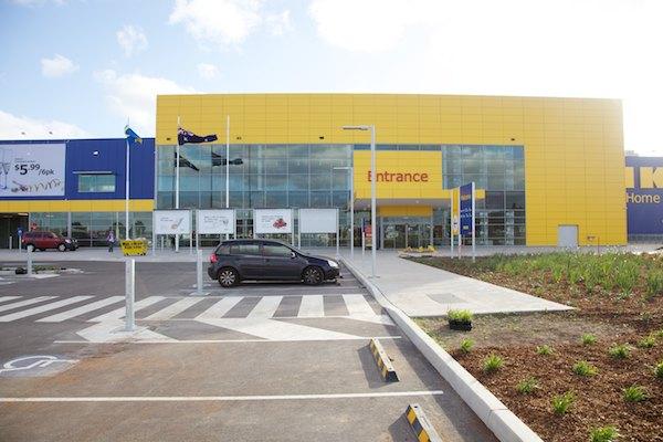 Babyology attends media opening of the new sydney ikea store for Ikea scottsdale arizona