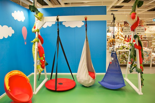 ikeaplay Babyology attends media opening of the new Sydney Ikea store