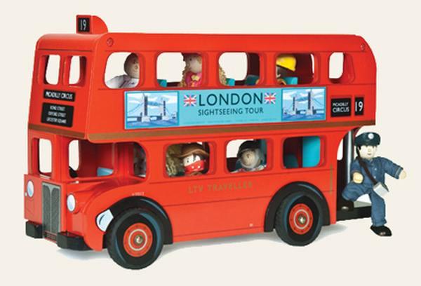Le Toy Van London bus