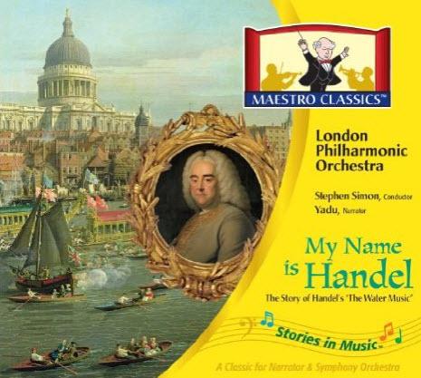 maestro classics Handel Water Music