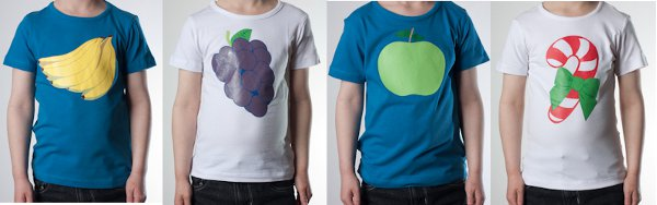 scratch and sniff t-shirts