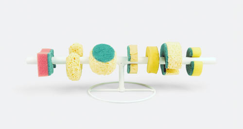Robert Audroue hook sponge