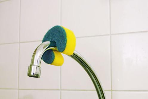 Hook sponge by Robert Audroue