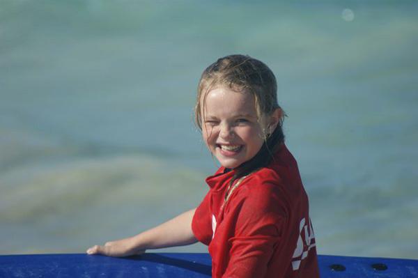 Perth surf school