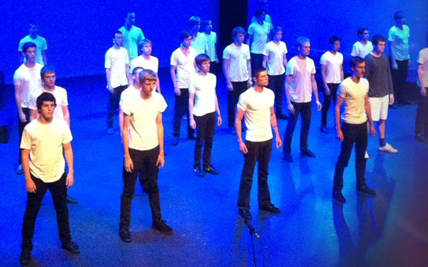 Maxwell Presents Brisbane Powerhouse theatre camp