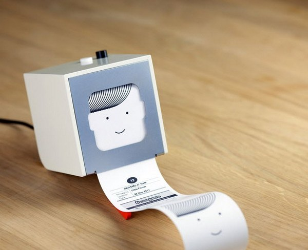 BERG Little Printer 11 Little Printer   a gadget to fall in love with