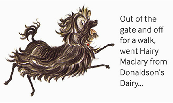 Hairy Maclary on stage, plus Lynley Dodd book signing 29 & 30 ...