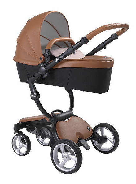Leather Look Flair Pram By Mima