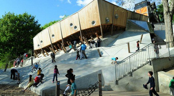 Bellevue Park Paris BASE