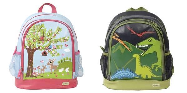 Bobble Art PVC backpacks at Lime Tree Kids