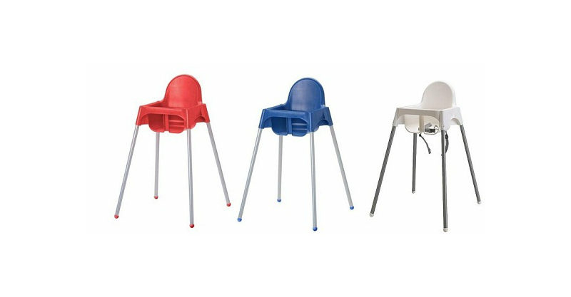 news alert ikea recalls popular antilop highchair. Black Bedroom Furniture Sets. Home Design Ideas