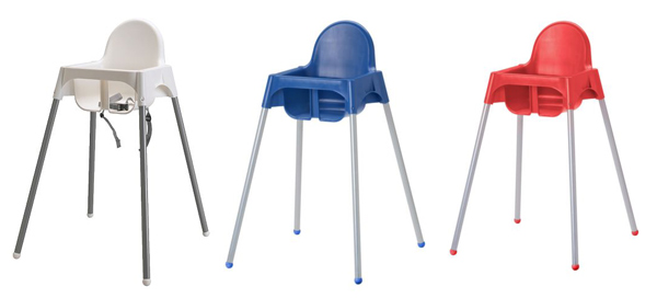 News alert ikea recalls popular antilop highchair - Ikea fauteuil enfant ...