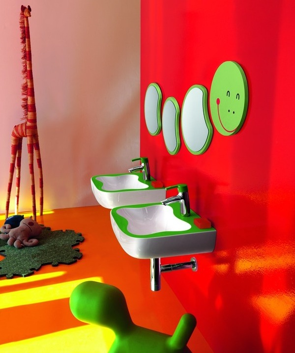 laufen1 Florakids by Laufen   seriously beautiful kids bathrooms