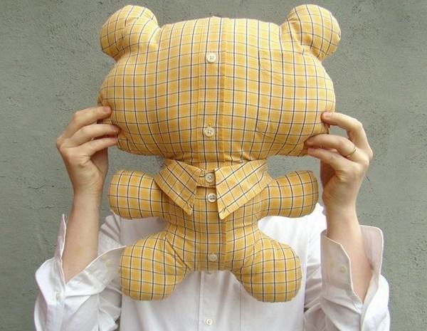 mrsjermyn 7 Teddy bears suit up