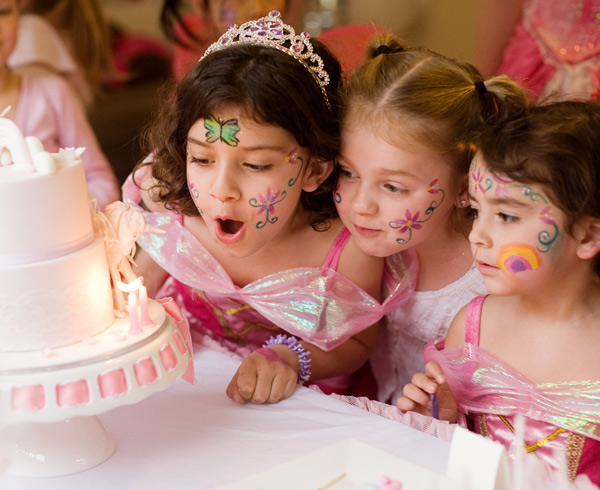 enchanted garden birthday, princess party