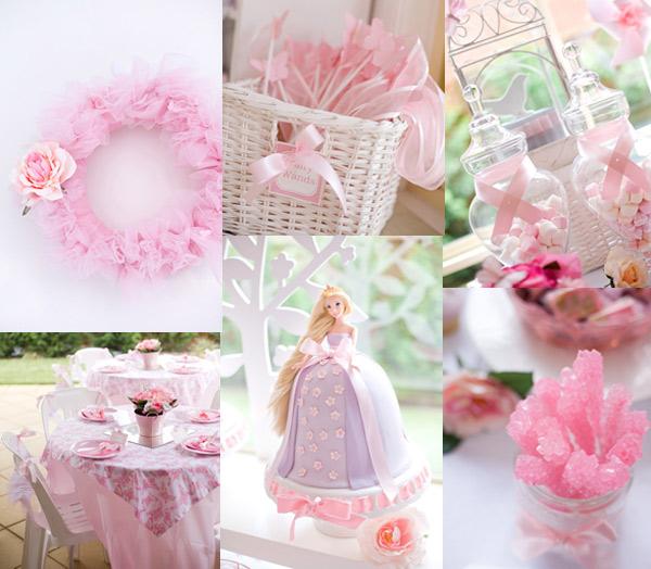enchanted garden birthday, princess party, tangled rapunzel birthday cake