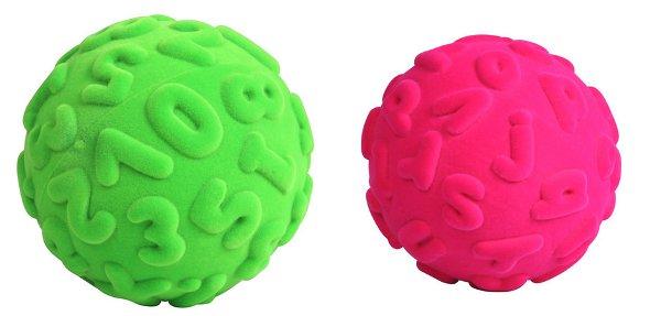 rubber foam ball