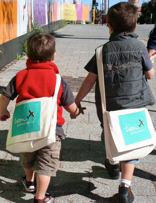 zoompack1 Zoompacks have travel entertainment for kids in the bag