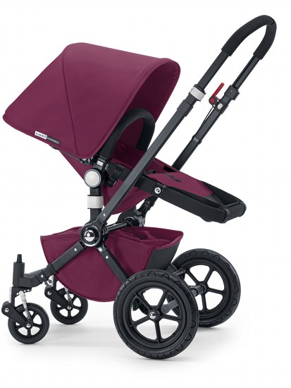 how to put down bugaboo cameleon