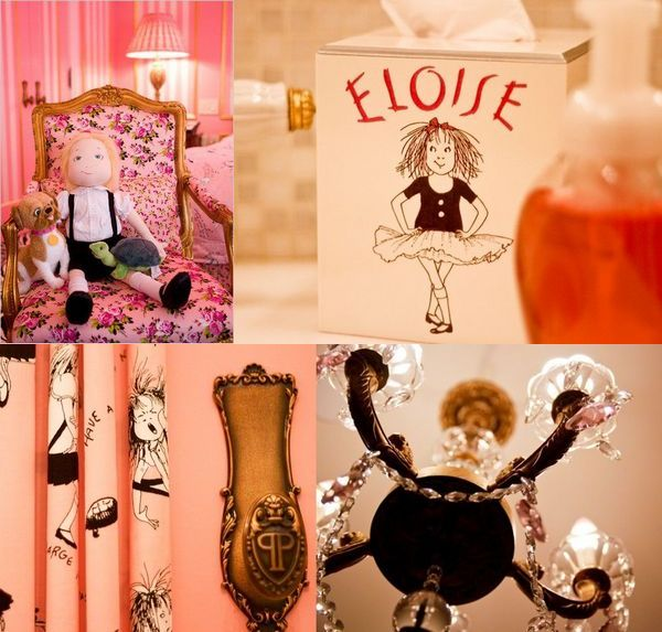 The Rawther Fabulous Eloise Suite At The Plaza Hotel