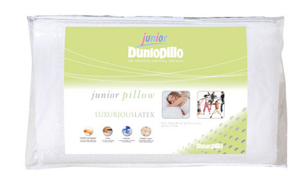 dunlopillo Sweet dreams are made of this   toddler pillow round up