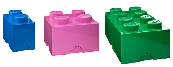 Lego storage that really stacks up