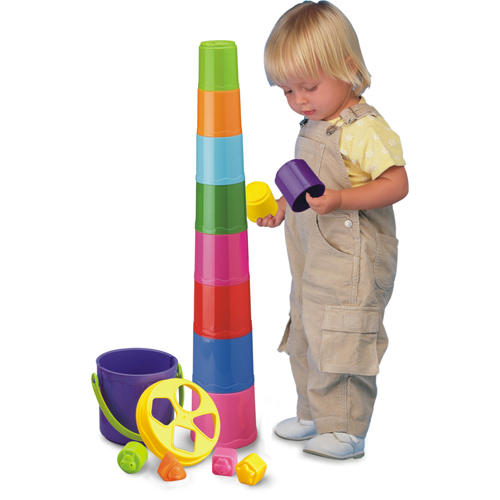 Miniland at Minimee stacking toys