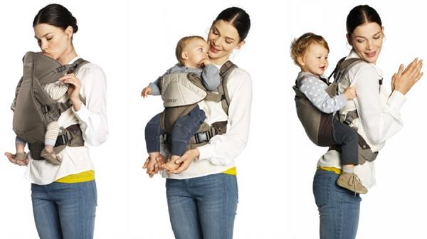 Stokke baby carrier baby wearing newborn