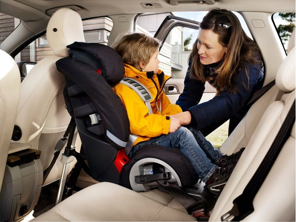 ISOFIX to be legal in Australia