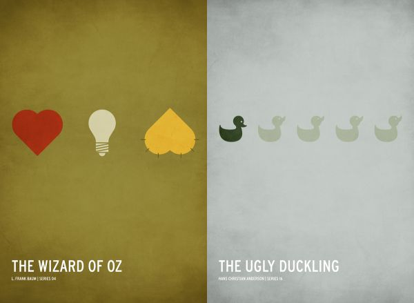 Wizard of Oz, Ugly Duckling