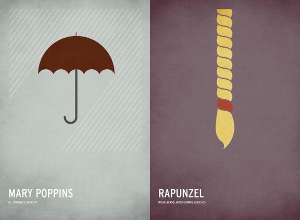 Mary Poppins, Rapunzel