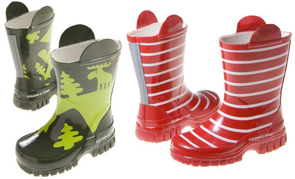 Polarn O Pyret wellies Best five kids gumboots