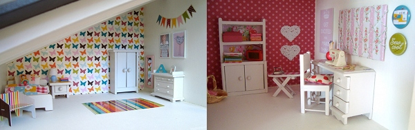 bedroomcraft Be awed and inspired by the Mousehouse doll house