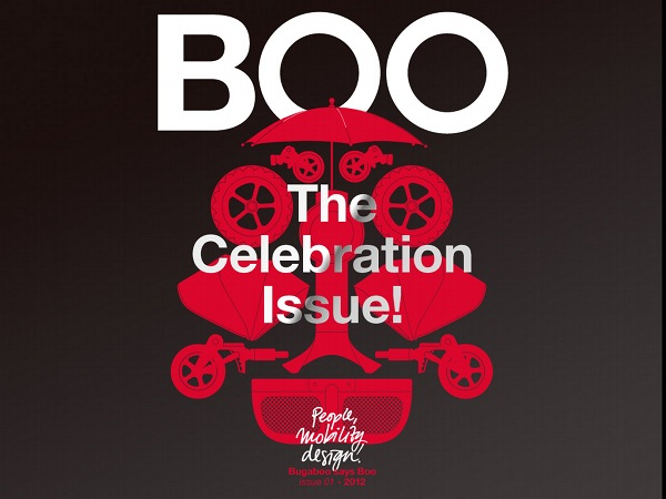 Bugaboo BOO magazine 2012