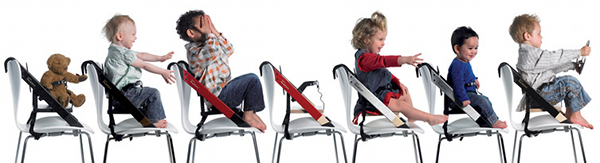 Minui Handysitt Booster Seat Danish by Design