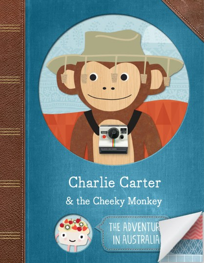 Mooo personalised travel books