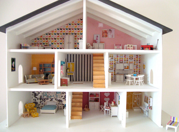Mousehouse dollhouse