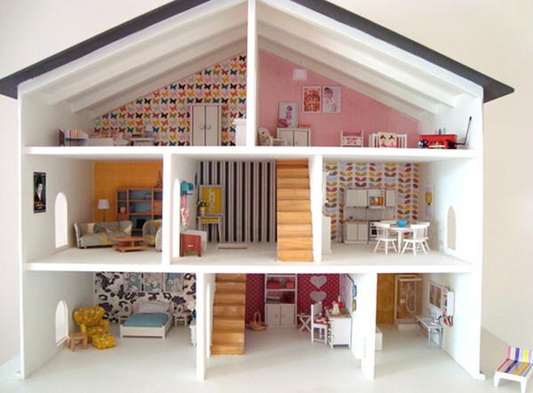 Mousehouse dollhouse