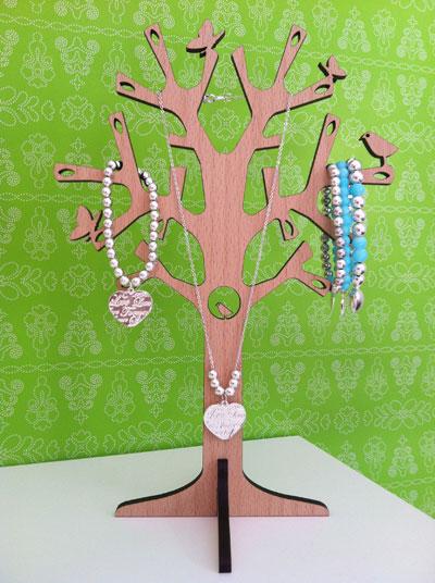 Don T Hide It Hang It With Newbies Jewellery Tree