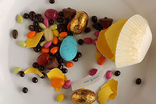 opening contents1 Have some cracking fun with Easter craft ideas