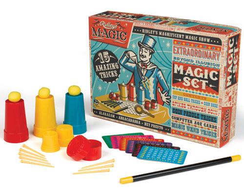 Ridley's Magic