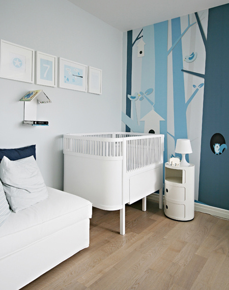 Sne Design – nursery art, wallpaper  cards now shipping from Norway