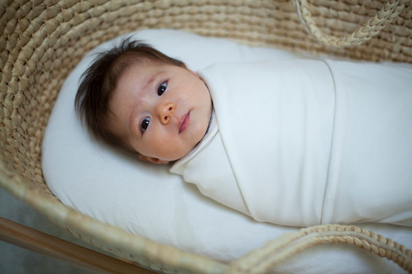 Natural Kids Swaddle