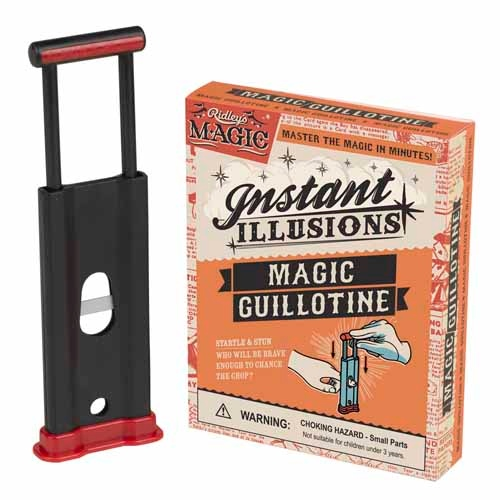 Ridleys Instant Illusions Magic Guillotine