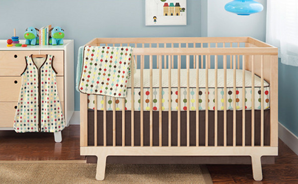 cot sheets patterned