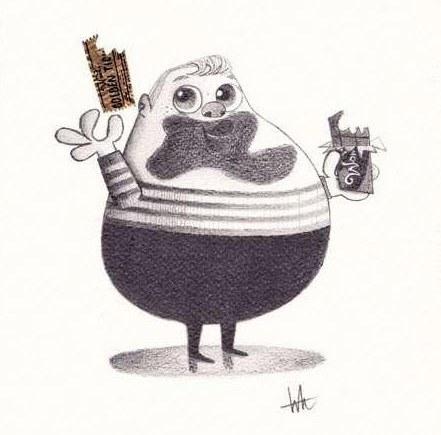 augustus gloop, charlie and the chocolate factory, wonka