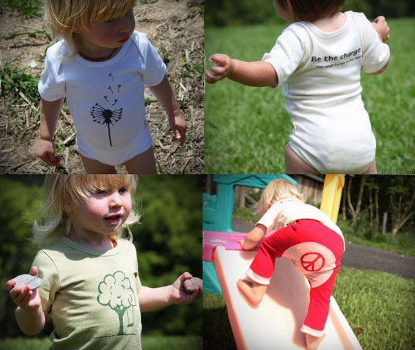 Little Prophets gallery Spread awareness with an eco friendly toddler tee