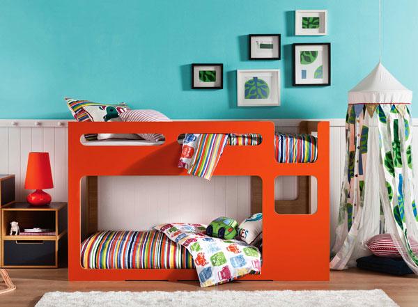 Six Best Bunk Beds For Modern Kids