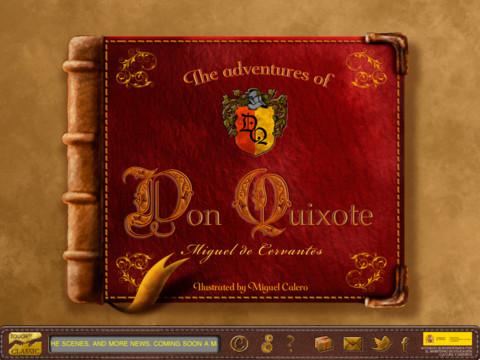 The Don Quixote Ipad App For Kids
