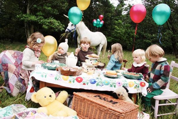 Bubble London kids' fashion preview